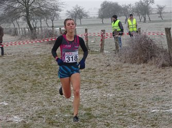 Augustine dans le fief du cross-country